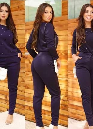 Conjunto neopreme calça e blusinha cod.mdmire