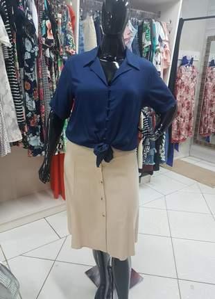 Kit de natal - blusa + saia