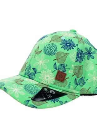 Boné Verde Menta Coque Anth Co