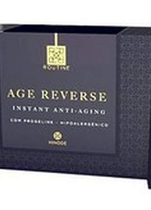 Routine age reverse instant anti-aging - caixa c/ 20 sachês - hinode