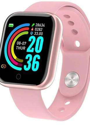 Relogio smartwatch d20 relógio inteligente