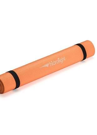 Tapete de exercícios yoga mat laranja