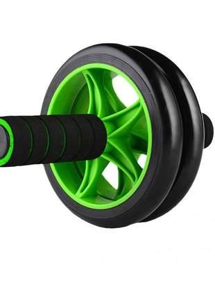 Roda exercício abdominal wheel balance