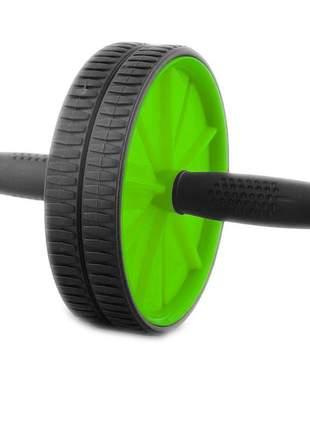 Roda exercício abdominal wheel stability