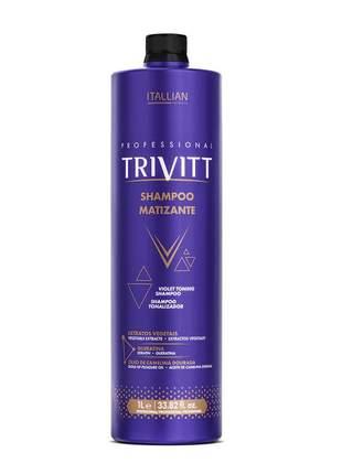 Shampoo matizante itallian trivitt 1000ml