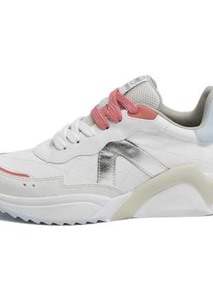 Tênis Sneaker Via Marte 20-14327