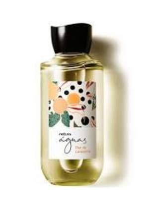 Natura águas desodorante colônia flor de laranjeira 170ml