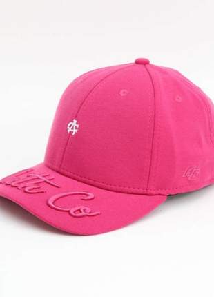 Boné Aba Curva Pink Style Anth Co