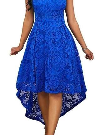 Vestido renda festa #13 formatura madrinha aniversario noite