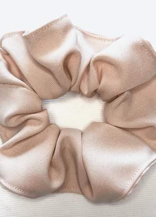 Scruncrie tecido plano