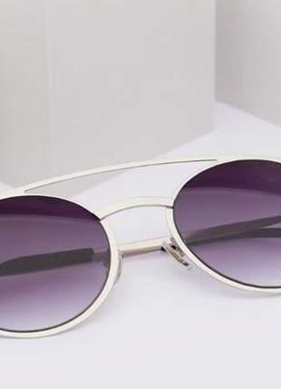 Oculos ogrife solar feminino grande og 1721-c blogueira