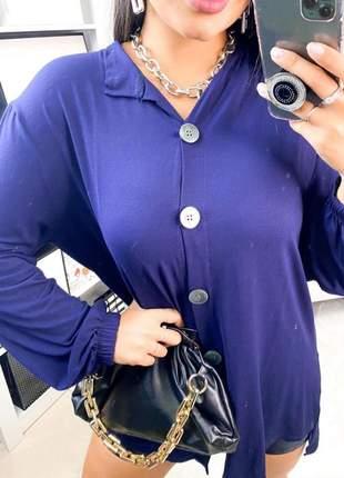 Camisa de botões