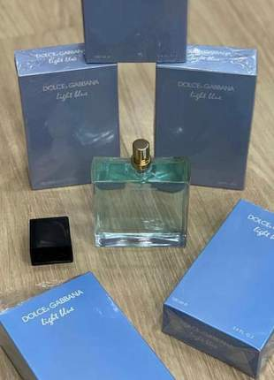 Perfume importado dolce gabbana light blue - 50ml