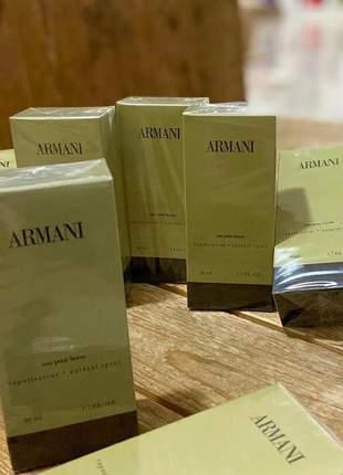 Perfume importado armani tradicional men  eau de toilette - 50ml