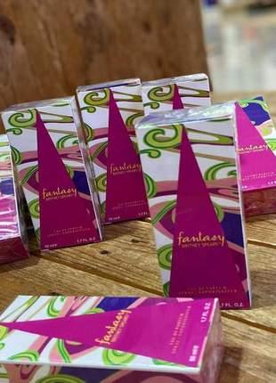 Perfume importado britney spears perfume fantasy - 50ml