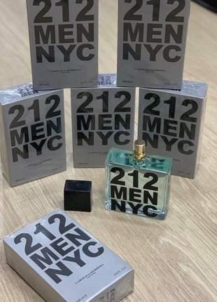 Perfume importado 212 men carolina herrera - 100ml