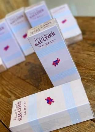Perfume  importado le male jean paul gaultier eau de toilette - 100ml