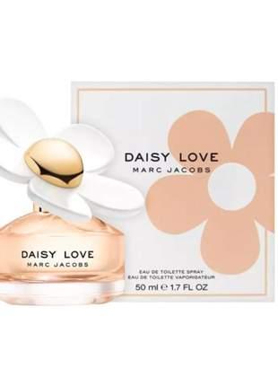 Perfume daisy love marc jacobs feminino edt 50ml