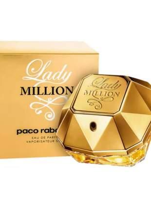 Perfume feminino lady million parfum paco rabanne 50ml