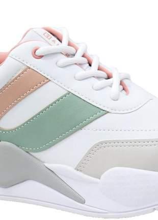 Tênis feminino chunky dad sneaker ramarim 2072203
