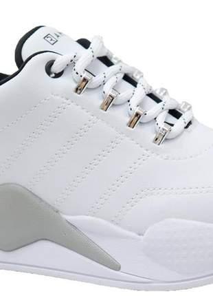 Tênis ramarim feminino branco sneaker 2072204