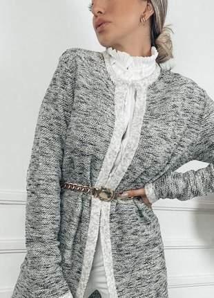 Max cargidã em tricot