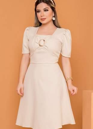 Vestido alfaitaria