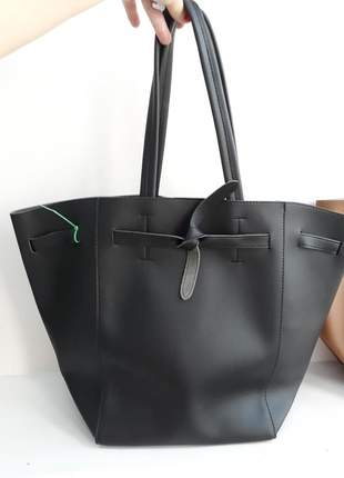 Bolsa bag alexandra preta