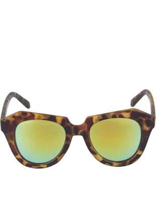 Oculos de sol butterfly espelhado