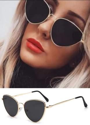 Oculos de sol feminino gatinho lançamento