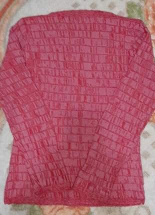 Blusa feminina de frio feminina tricot outono/inverno