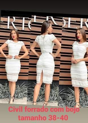 Vestido branco noiva