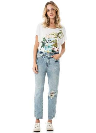 Calça jeans mommy - lez a lez