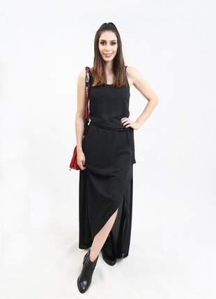Vestido longo catherine