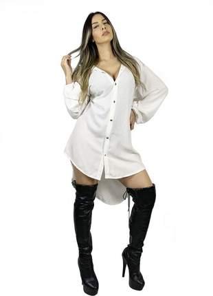 Chemise dress code moda preta