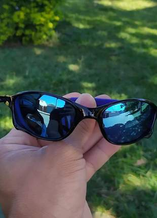 Título  óculos oakley juliet masculino e feminino lente de acetato proteção uv