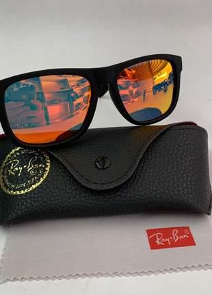Óculos de sol ray-ban justin unissex