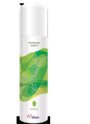 Desodorante corporal menta – sensualize