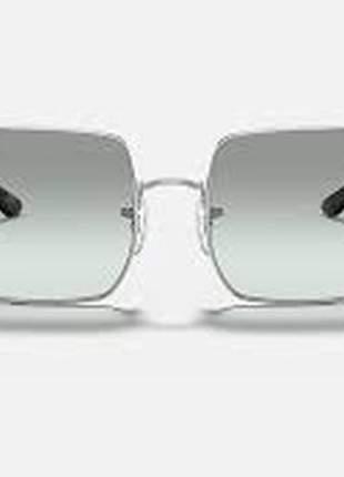 Óculos de sol ray-ban square unissex modelorb1971l 001/w3 54-27