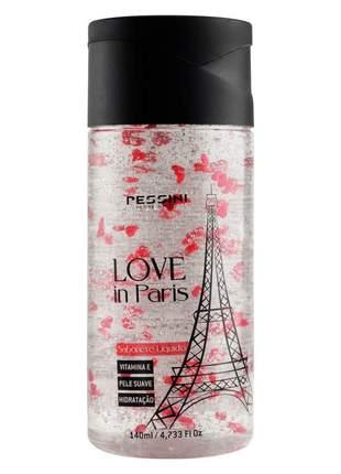 Sabonete íntimo love paris