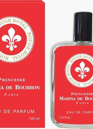 Princesse marina de bourbon  perfume feminino eau de parfum 100ml