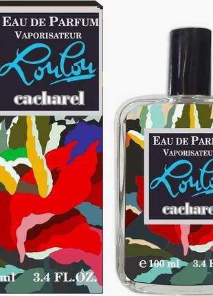 Lou lou de cacharel eau de parfum feminino - 100 ml