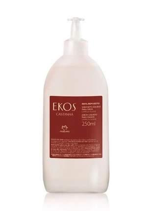 Hidratante corporal castanha ekos - refil 400ml