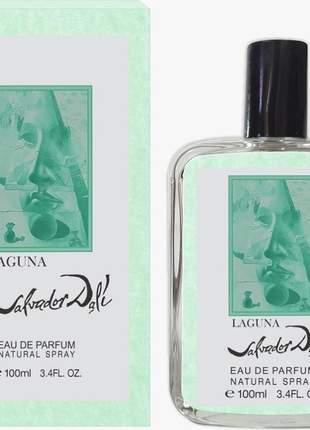 Perfume laguna salvador dali feminino eau de toilette 100ml