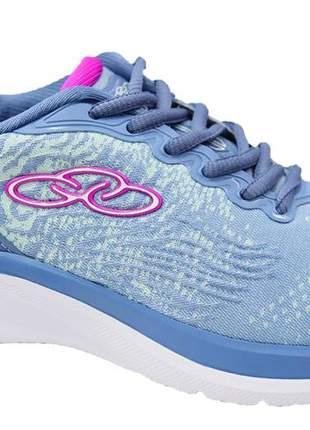 Tênis fluido feminino azul olympikus 43770948