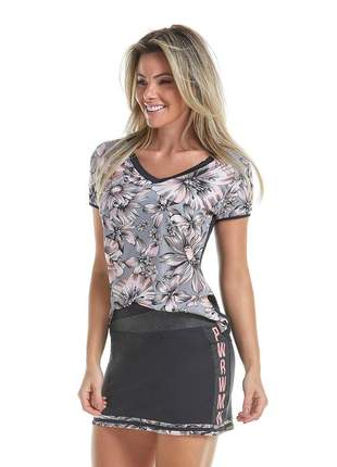 T-shirt link repelente woman - alto giro