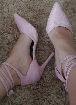 Sapatos femininos scarpins penélope