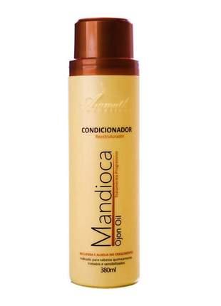Condicionador restruturador mandioca ojon oil aramath 380ml