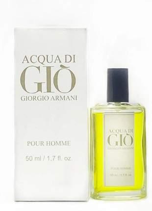 Perfume importado acqua di gio pour homme giorgio armani linha premium