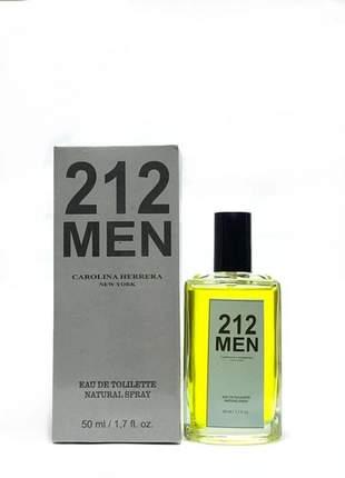 Perfume importado 212 men carolina herrera linha premium